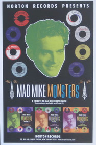 MAD MIKE POSTER