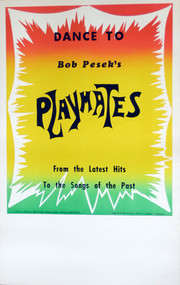 PLAYMATES POSTER