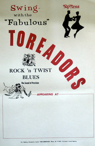 THE TOREADORS POSTER
