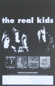 REAL KIDS POSTER (1999)