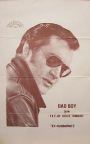 TEX RUBINOWITZ POSTER (1978)