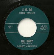 BOBBY JACKSON - OH BABY