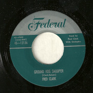 FRED CLARK - GROUND HOG SNOOPER