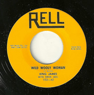 KING JAMES - WILD WOOLY WOMAN