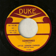 LITTLE JUNIOR PARKER - SOMETIMES