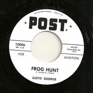 LLOYD GEORGE - FROG HUNT