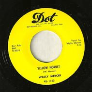 WALLY MERCER - YELLOW HORNET