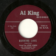 LOVE LORDS - BURNING LOVE