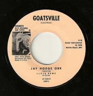 JAY HODGE ORK - GOATSVILLE