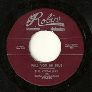 VOCALEERS - WILL YOU BE TRUE