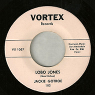 JACKIE GOTROE - LOBO JONES