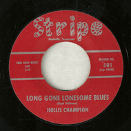 HOLLIS CHAMPION - LONG GONE LONESOME BLUES