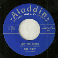 BOB EHRET - STOP THE CLOCK