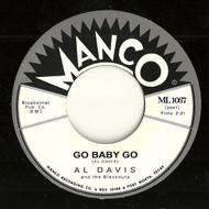 DAVIS • AL DAVIS - GO BABY GO