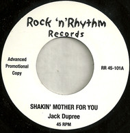JACK DUPREE - SHAKIN' MOTHER FOR YOU