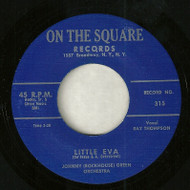 "JOHNNY ""ROCKHOUSE"" GREEN - LITTLE EVA"
