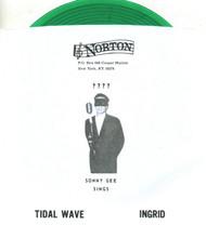 176 SONNY GEE AND THE STANDELS - TIDAL WAVE/INGRID (176)