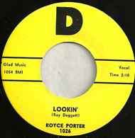 ROYCE PORTER - LOOKIN'