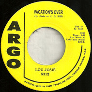 LOU JOSIE - VACATION'S OVER