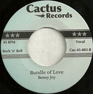 BENNY JOY - BUNDLE OF LOVE
