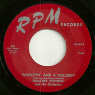 PREACHER STEPHENS - WHOOPIN' AND A HOLLERIN' (REPRO)