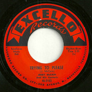 JERRY MCCAIN - TRYING TO PLEASE
