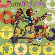 FRANTIC SHINDIG (LP)