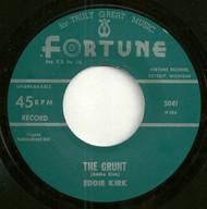 EDDIE KIRK - THE GRUNT (REPRO)