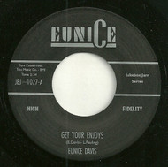 DAVIS • EUNICE DAVIS - GET YOUR ENJOYS (REPRO)
