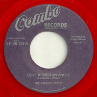 NATIVE BOYS - DEVIL KISSED AN ANGEL (REPRO)