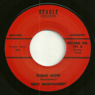 GRAY MONTGOMERY - RIGHT NOW