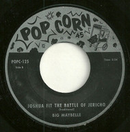 BIG MAYBELLE - JOSHUA FIT THE BATTLE OF JERICHO (REPRO)