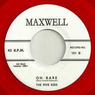 FIVE KIDS - OH BABE (REPRO)