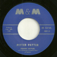 FREDDY BUTLER - PITTER PATTER (REPRO)