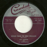JOE LIGGINS - GOING BACK TO NEW ORLEANS (REPRO)