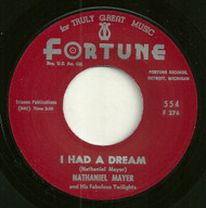 NATHANIEL MAYER - I HAD A DREAM (REPRO)