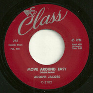 JACOBS • ADOLPH JACOBS - MOVE AROUND EASY (REPRO)
