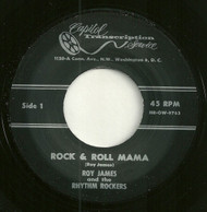 ROY JAMES - ROCK AND ROLL MAMA