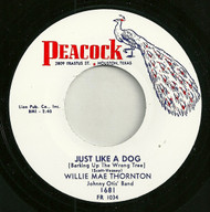 BIG MAMA THORNTON - JUST LIKE A DOG (REPRO)