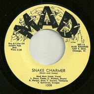 MAD MAN JONES - SNAKE CHARMER