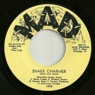 MAD MAN JONES - SNAKE CHARMER (REPRO)