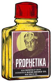 KBSP9 PROPHETIKA PERFUME FRAGRANCE by Sun Ra