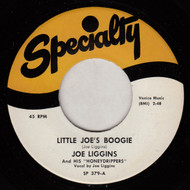 JOE LIGGINS - LITTLE JOE'S BOOGIE (REPRO)