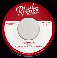 SAUNDERS KING - SWINGIN'  (REPRO)