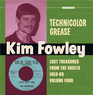 396 KIM FOWLEY - TECHNICOLOR GREASE CD (396)