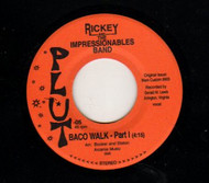 RICKEY AND THE IMPRESSIONABLES BAND - BACO WALK