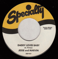 JESSE AND MARVIN - DADDY LOVES BABY (REPRO)