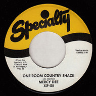 MERCY DEE - ONE ROOM COUNTRY SHACK (REPRO)
