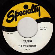 THE TWILIGHTERS - IT'S TRUE(REPRO)