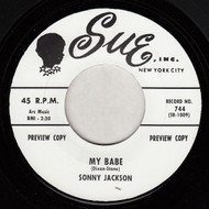 SONNY JACKSON - MY BABE (REPRO)